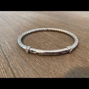 Brighton Charm Bracelet magnetic close